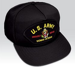 US Army Retired Ball Cap