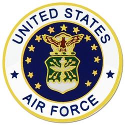 U.S. Air Force Emblem Hat or Lapel Pin