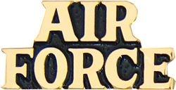 U.S. Air Force Hat or Lapel Pin