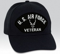 US Air Force Veteran Low Profile Ball Cap