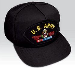 US Army Korea Vet Ball Cap