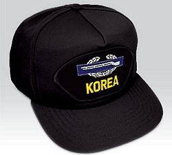 US Army Korea Combat Infantryman (CIB) Ball Cap