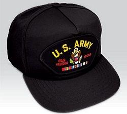 US Army Iraq Vet Ball Cap
