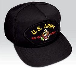 US Army Gulf War Vet Ball Cap