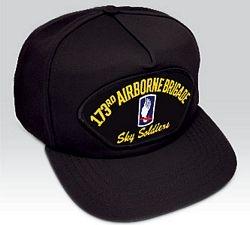 US Army 173rd Airborne Brigade Ball Cap