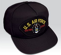 US Air Force Gulf War Veteran Ball Cap