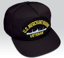 US Merchant Marine Veteran Ball Cap