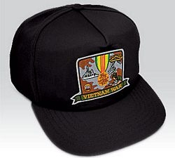Vietnam War Ball Cap