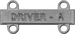 US Army Driver-Amphibious Qualification Badge