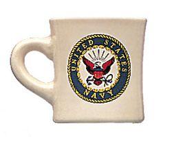 U.S. Navy Ceramic 8 1/2 oz. Coffee Mug