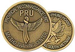 Phoenix Program Challenge Coin