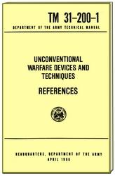 Unconventual Warfare Manual - TM 31-200-1