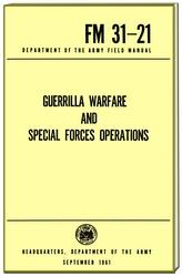 Guerilla Warfare - FM 31-21