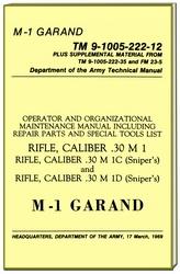 U.S. Army M-1 Garand Manual