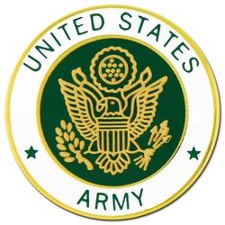 U.S. Army Emblem Hat or Lapel Pin