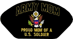 U.S. Army Mom Patch (Large)