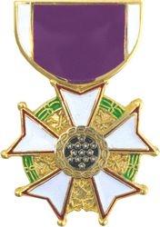 Legion of Merit Hat or Lapel Pin
