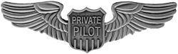 "Private Pilot Wings (2 7/8"")"