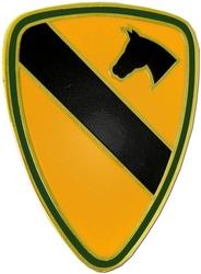 1st Cavalry Division CSIB