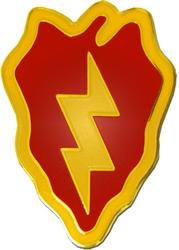25th Infantry Division CSIB