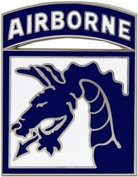 18th Airborne Division CSIB