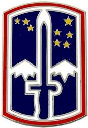 172nd Infantry Brigade CSIB