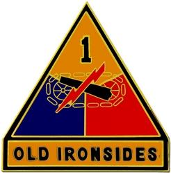1st Armored Division CSIB