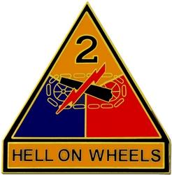 2nd Armored Division CSIB